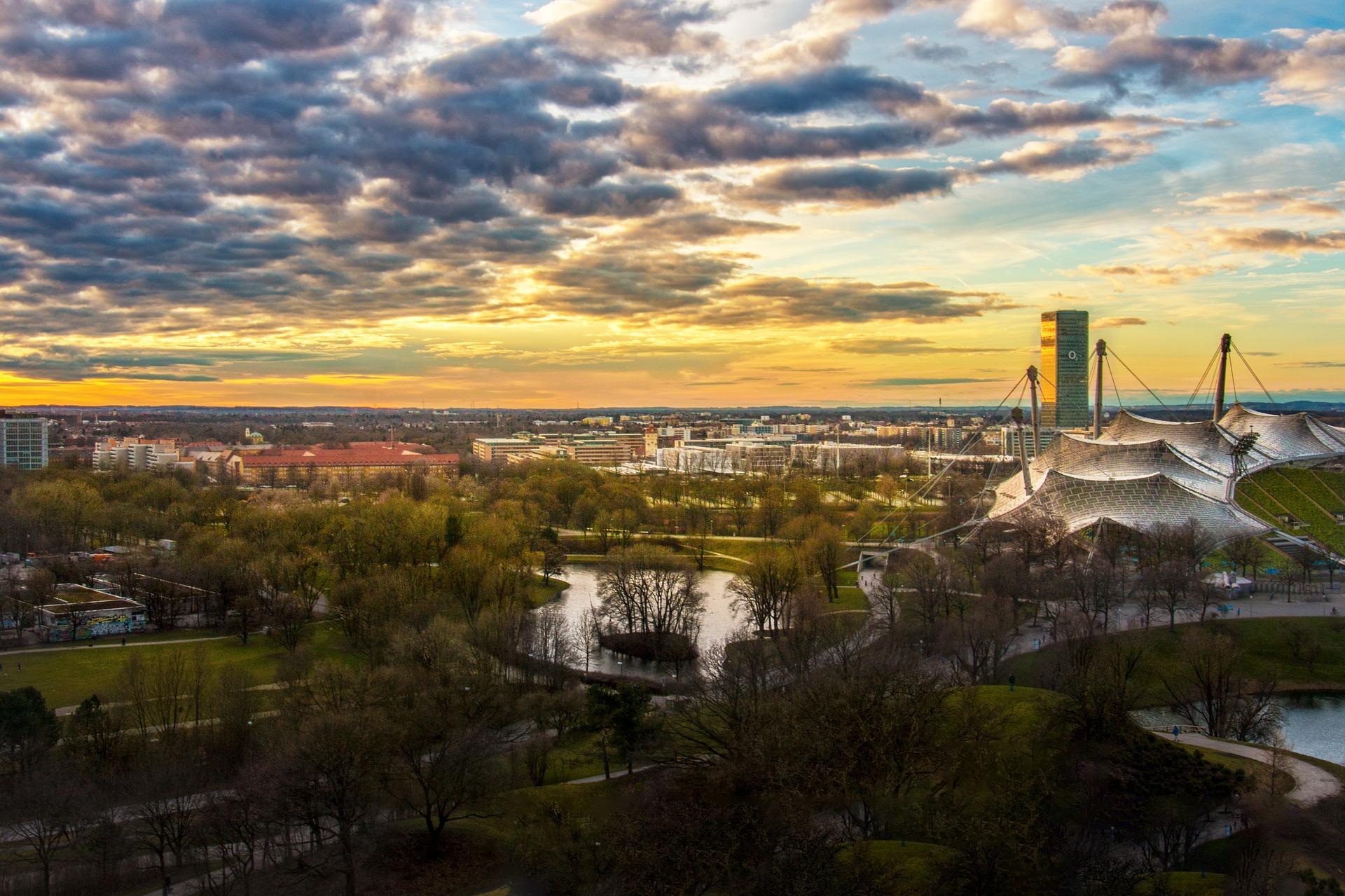 München office views